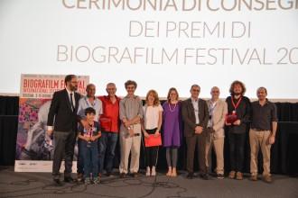Biografilm 2015 - La giuria Internazionale e i premiati del Concorso Internazionale