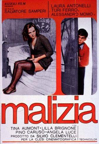 malizia poster